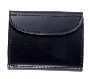 Plain Leather Glove Case