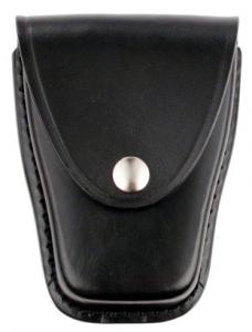 Plain Leather Standard Single Cuff Case