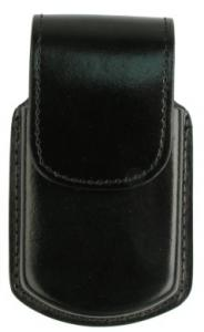 Plain Leather RAZR Cell Phone Holder