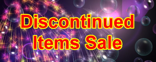 Discontinued Items Sale